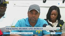 États-Unis : l'ouragan Dorian passe en catégorie maximale