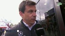 Toto Wolff pense que Ferrari sera aussi devant à Monza