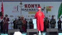 Konya erdoğan: gidebilecekleri tek yer, bir sonraki seçimde sandığın en dibi olacaktır