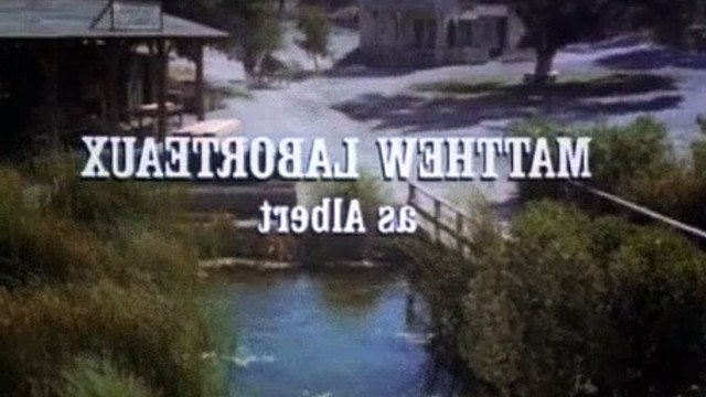 Little House on the Prairie S08E22 He Was Only Twelve (Part Two)