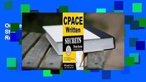 Online Cpace Written Secrets Study Guide: Cpace Test Review for the California Preliminary