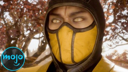 Top10 Biggest Moments from MK11