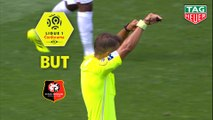 But Gautier LLORIS (25ème csc) / Stade Rennais FC - OGC Nice - (1-2) - (SRFC-OGCN) / 2019-20