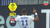 But Memphis DEPAY (31ème) / Olympique Lyonnais - Girondins de Bordeaux - (1-1) - (OL-GdB) / 2019-20