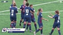 Féminines : Les 5 buts du match SMCaen / US Alençon