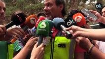 OKDIARIO informa, desde Cercedilla, de los avances en la búsqueda de Blanca Fernández Ochoa