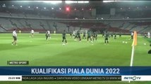 Timnas Indonesia Matangkan Latihan Jelang Kualifikasi Piala Dunia 2022