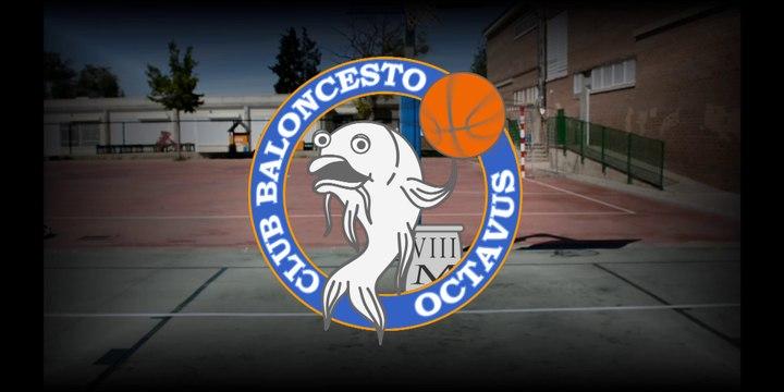 """Spot Temporada 19/20 CLUB BALONCESTO OCTAVUS """"Ven"""" Juega al Basket con Nosotros."""