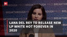 The Next Lana Del Rey LP