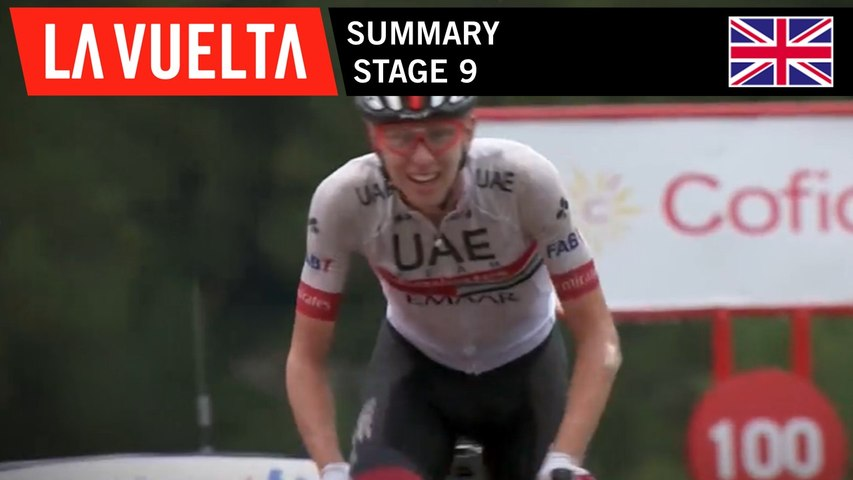 Summary - Stage 9 | La Vuelta 19
