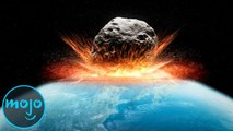 Top 10 Terrifying Asteroid Attacks on Earth