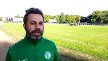 Le District traité comme les pros : Frédéric Millan, entraîneur de l'AS Saint-Julien