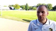 Le District traité comme les pros : Romain Derhan, entraîneur de l'Excelsior Cuvry