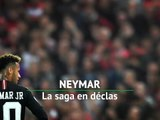 PSG - Neymar, les déclas de la saga
