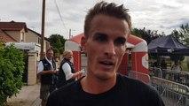 Damien Lallemand, second du 10 km  la Caldéniacienne 2019