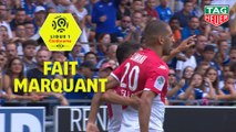 L'impressionnant Slimani inscrit son premier doublé en Ligue 1 Conforama / 2019-20