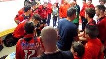 Victoire murataise en Coupe de France 3 - 1 contre St Mamet LE 1ER/09/2019