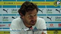 "Mercato OM : ""On a construit le 4-3-3 autour de Luiz Gustavo"" (Villas-Boas)"