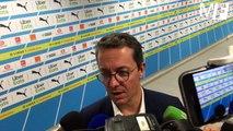 OM-ASSE : l'avis de Jacques-Henri Eyraud sur l'atmosphère au Vélodrome