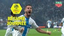 Résumé de la 4ème journée - Ligue 1 Conforama / 2019-20