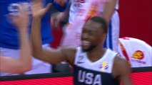 USA make mediocre start to FIBA World Cup defence