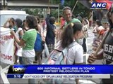 Illegal settlers in Tondo reject relocation plan