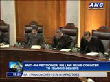 SC justice compares RH Law to Nazi Holocaust