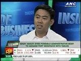 Binay open to power, revenue sharing in BGC