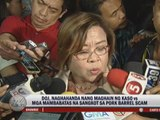 DOJ to file raps vs lawmakers in pork barrel scam