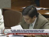 De Lima urged to name lawmakers in 'pork barrel scam'