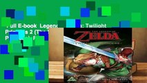Full E-book  Legend of Zelda: Twilight Princess 2 (The Legend of Zelda: Twilight Princess)  For