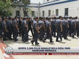 2,000 cops to be deployed for 'Million People March'