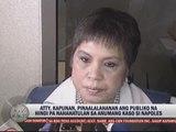 Plunder raps must include lawmakers - Kapunan