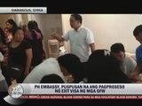DFA doubles effort to repatriate Pinoys in Syria