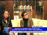 PNoy: Napoles will be face plunder raps