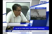 Negotiations continue for hostages of MNLF