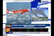 AirAsia temporarily suspends some PH flights