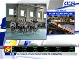 Teams prepare for UAAP cheer dance competition