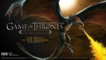 Game of Thrones: A Telltale Games Series Episode 3 'The Sword in the Darkness' - Trailer