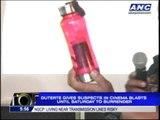 Duterte issues ultimatum to Davao bombers