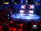 Charice sings 'Titanium' on 'Showtime'