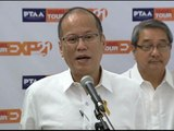 PNoy reacts to Ruby Tuason testimony