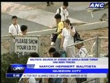 Ateneo bomb threat source traced to Marikina