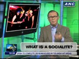 Teditorial: What is a socialite?