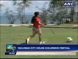 Tacloban City holds children's festival