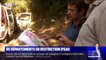 Sécheresse: comment les agents de l'état contrôlent les 85 départements en restriction d'eau?
