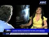 'Gravity' director lauds Brillante Mendoza