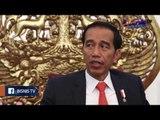 Jokowi  Jangan Sampai Peringkat Investasi Sia Sia