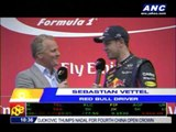 Vettel closes in on world title