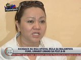 Arroyo, Napoles among those charged with plunder
